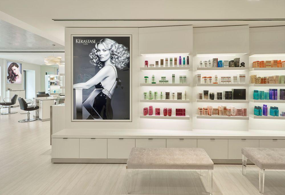 Millard Kwon Design: Salon Ziba on 57th Street in New York City