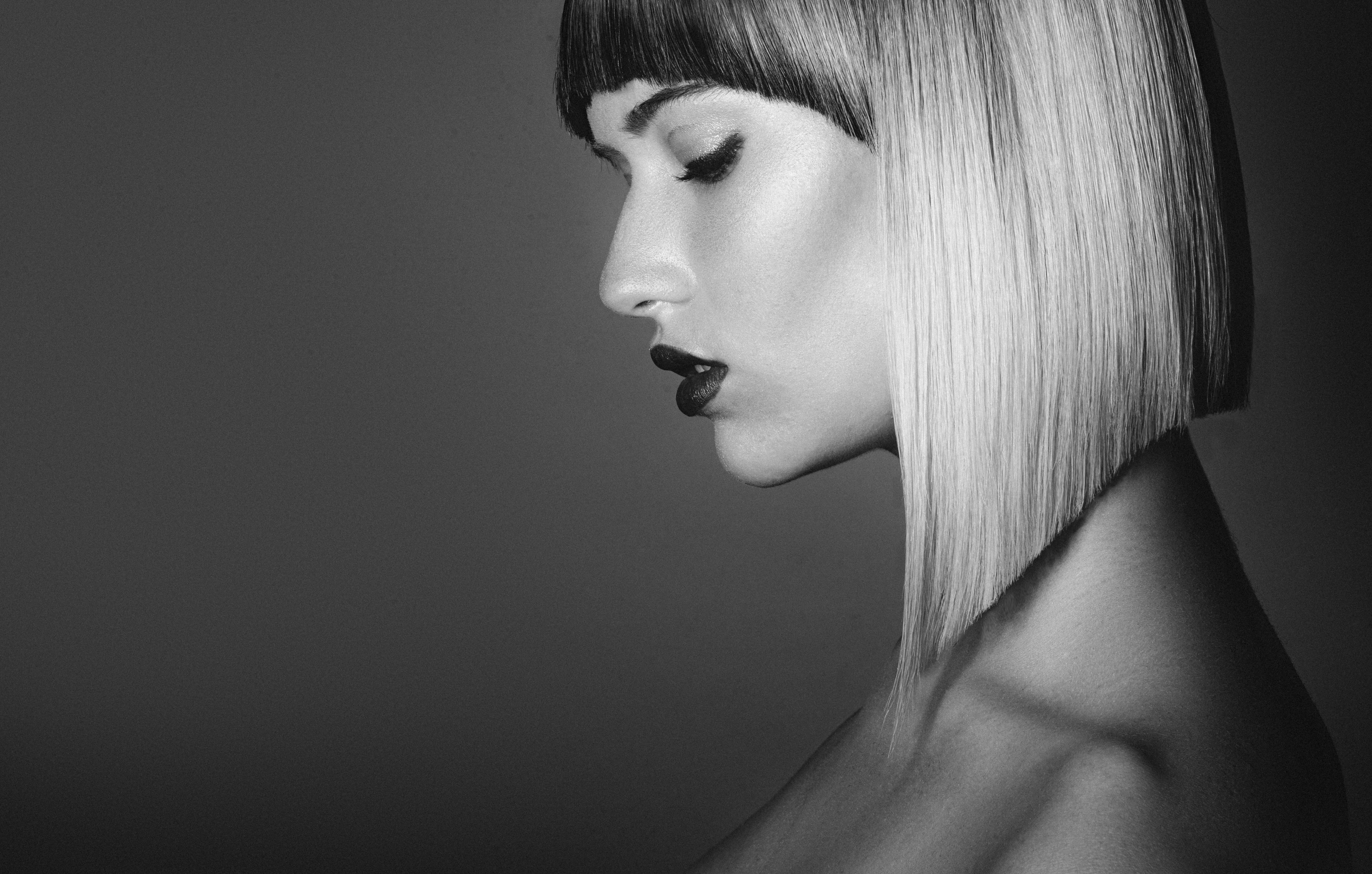 Hair: Sam Villa ArTeamMakeup: Keri Hatfield Mitch Meyer