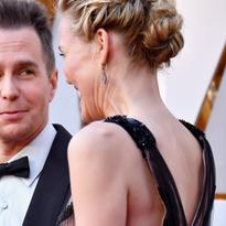 HOW-TO: 2018 Oscar Winner Sam Rockwell's Winning Look by Christine Nelli for Redken
