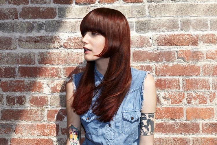 Hair: KMS California Global Team
