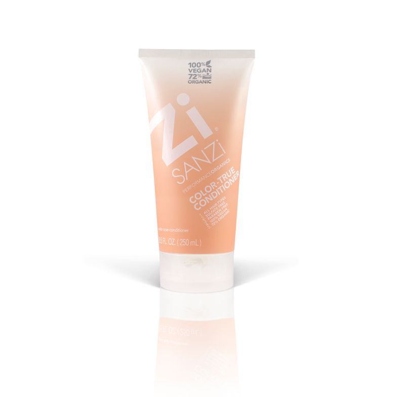 <p>Completely color safe, this conditioner can be rinsed out or used as a leave-in treatment.</p>