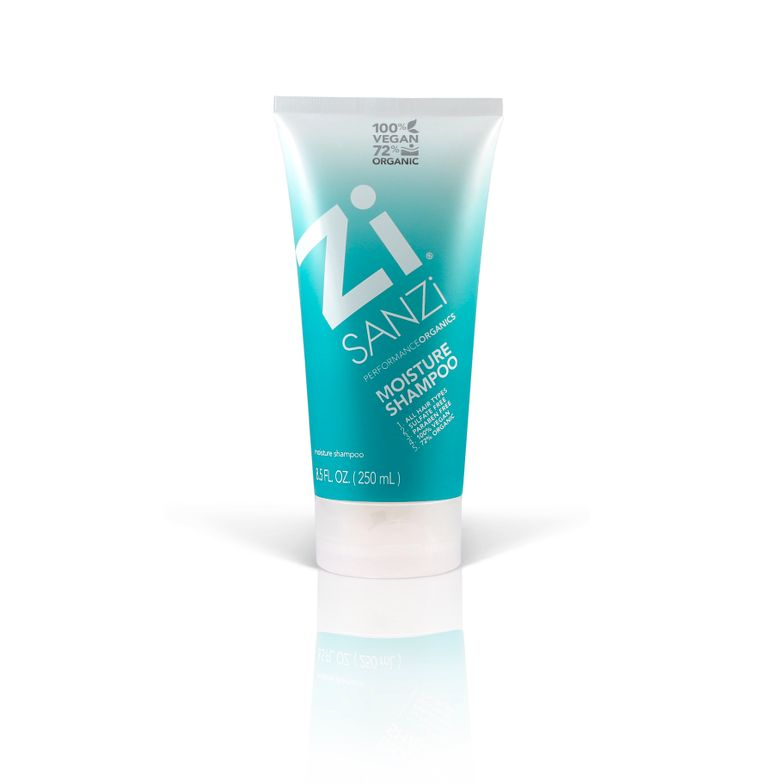 This color safe shampoo contains coconut oil and provides hair with serious moisture and hydration.