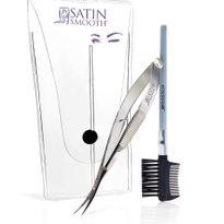 Satin Smooth Launches New Brow Trimmer Set