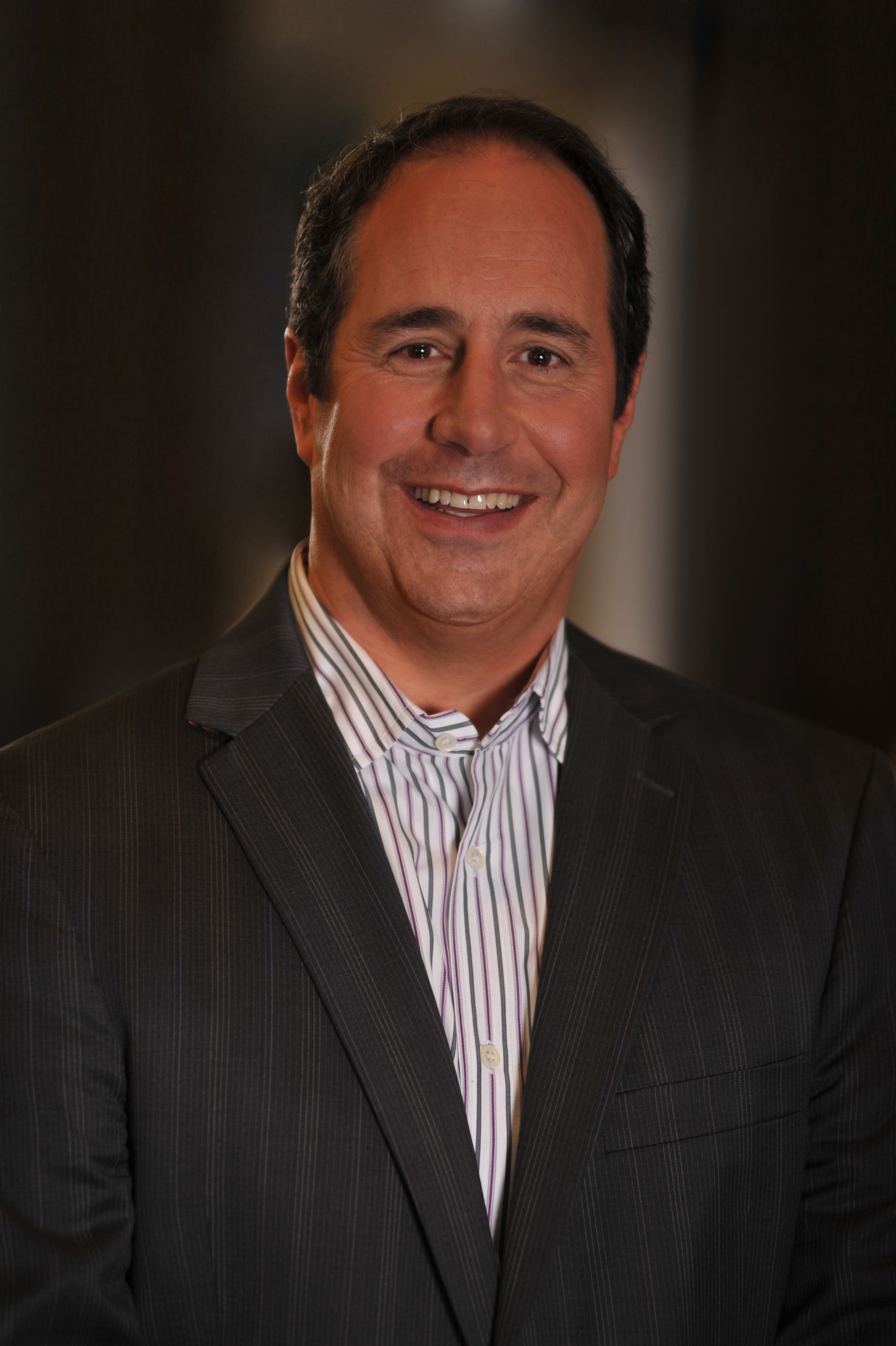 Scott Missad, the new owner of Gene Juarez Salons and Spas, with nine locations and an academy in Seattle, Washington.
