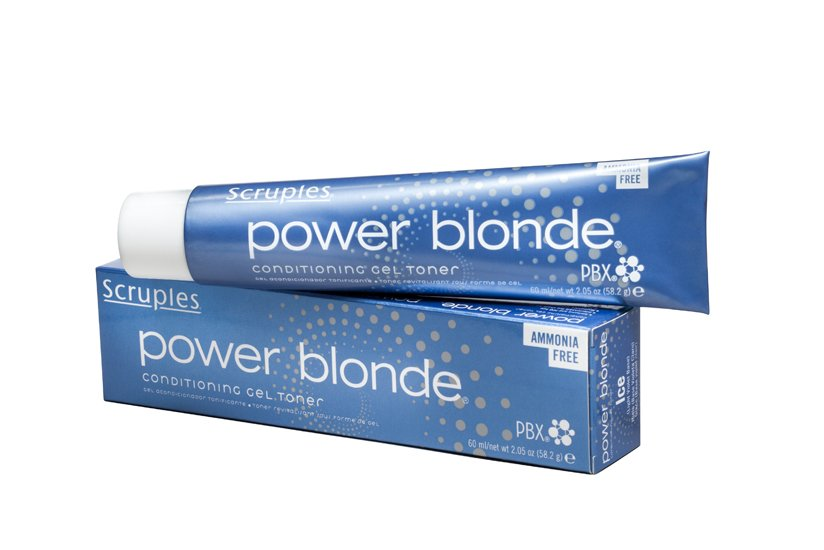 Power Blonde Lightening and Toning System from Scruples