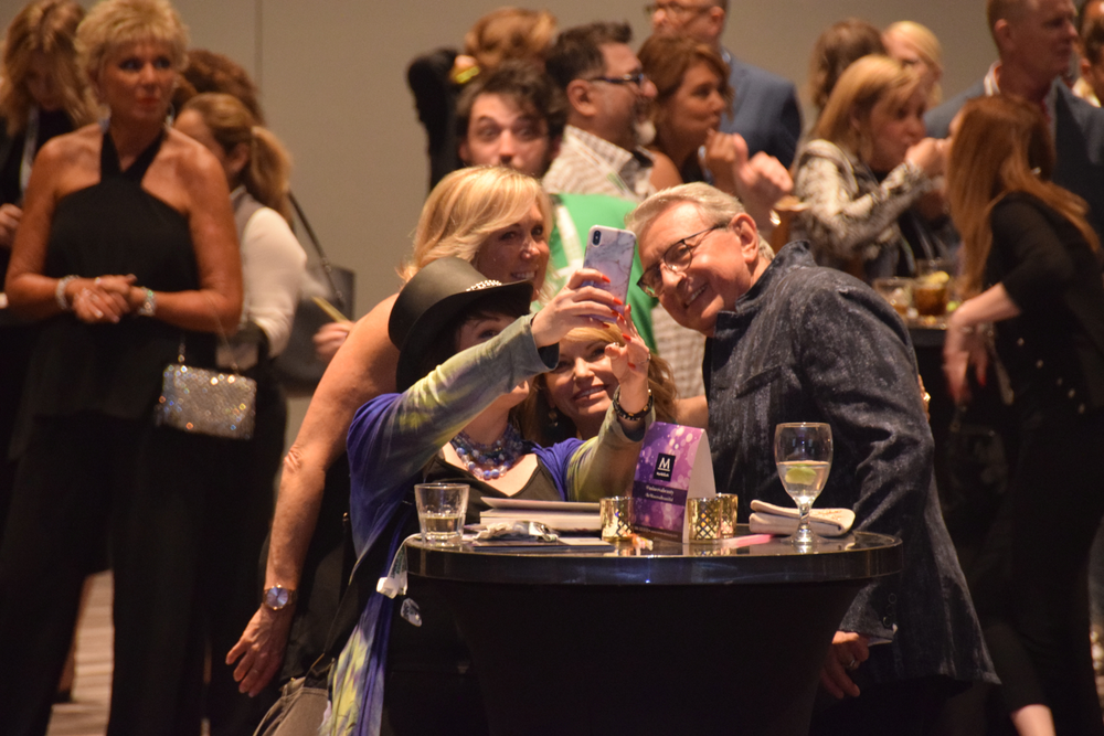 The 2019 Data-Driven Salon Summit provide plenty of opportunity for owners to network with one another and have fun.