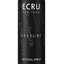ECRU New York Expands Its Texture Collection with Launch of Setting Spray