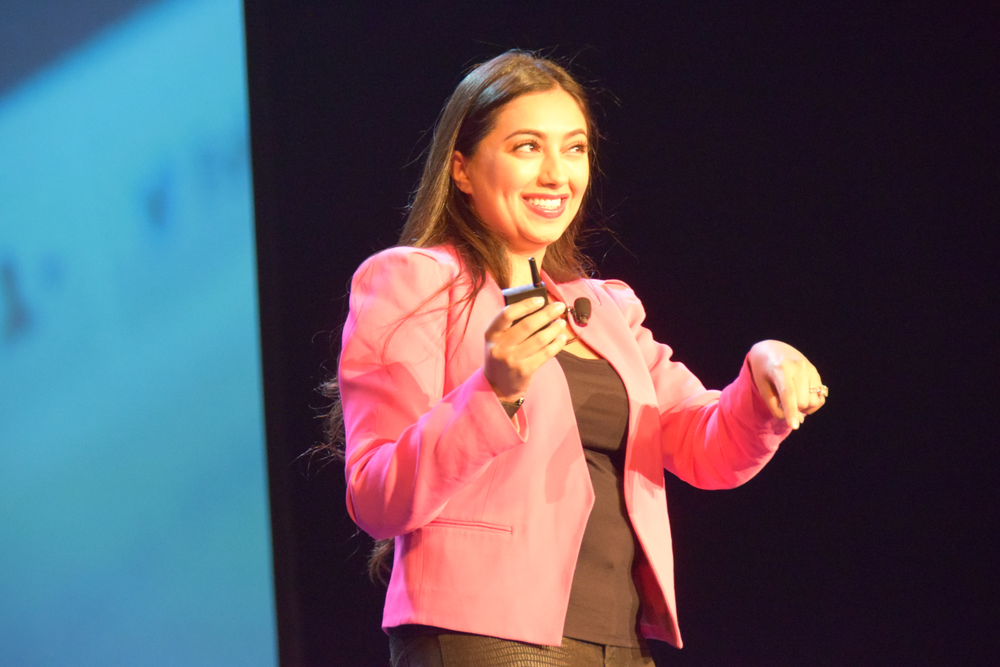 "Social Media Expert Shama Hyder shows the audience how digital marketing is creating a new media. ""It's the age of the connected consumer and your customers can become your greatest evangelists."""