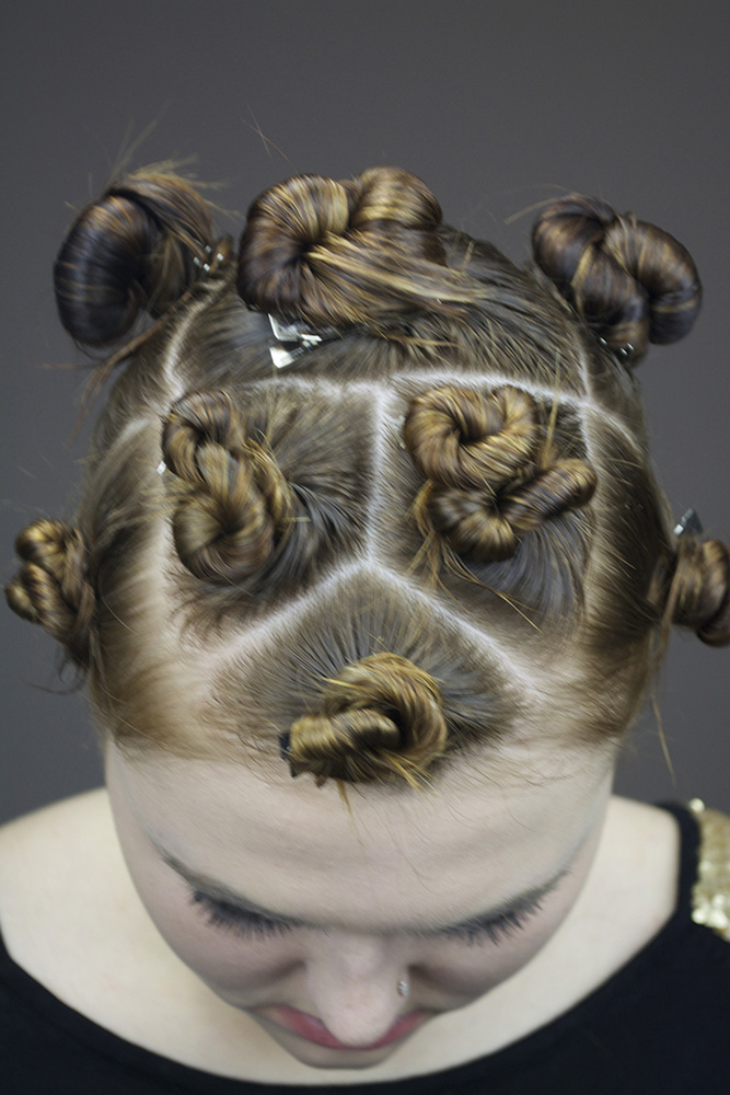 Master ANY Haircut by Following this Sectioning System