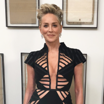How-To: Sharon Stone's Modern Crop Styled by Giannandrea and MOP Haircare