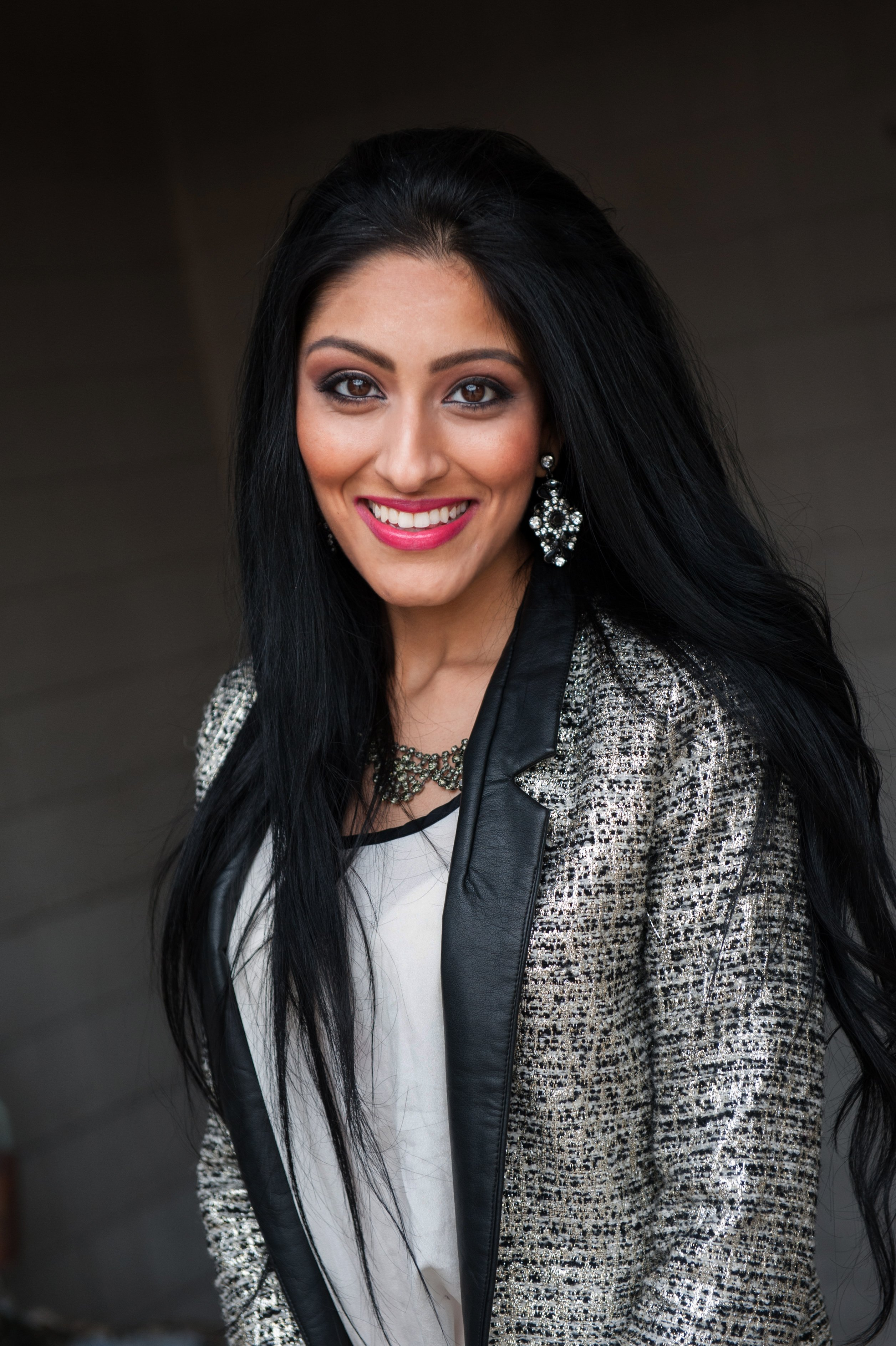 Sheema Masood, technology and strategic planning team leader of the Charles Penzone Salons, located in Columbus, Ohio.