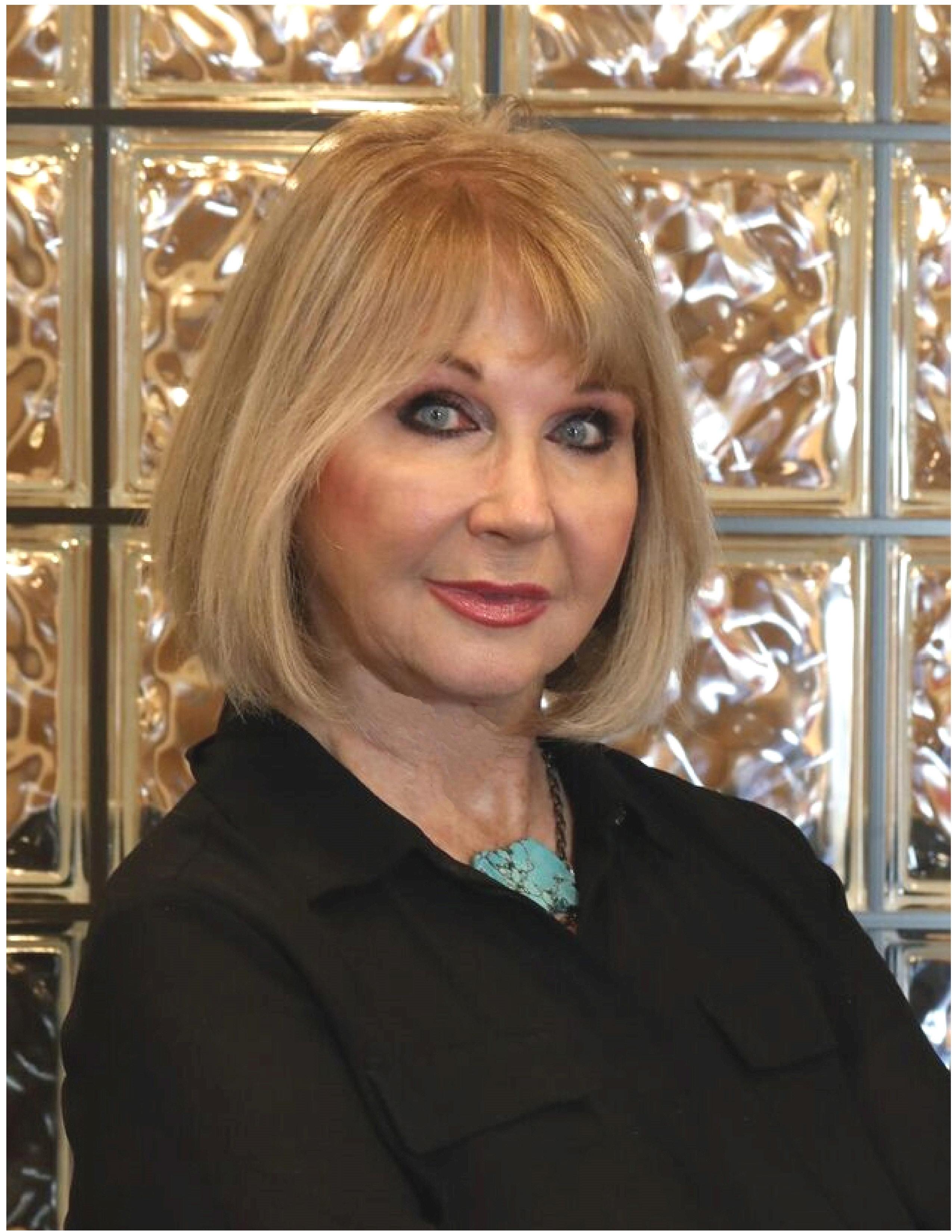 Sheila Zaricor-Wilson, president-elect of Intercoiffure America/Canada.
