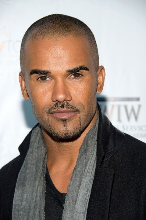 Actor Shemar Moore arrives at the ACT Today!'s 7th Annual Denim & Diamonds For Autism Benefit.