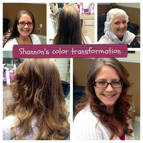 Shannon`s Makeover