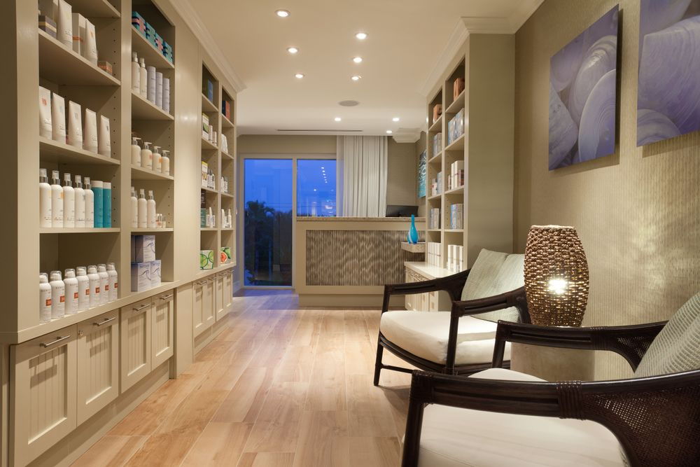 SiSpa at Fort Lauderdale Marriott Pompano Beach Resort & Spa, Florida