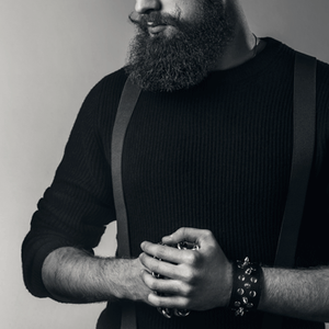One take on the lumbersexual, as seen in Sid Sottung Academy's Gangland collection.   ...