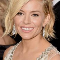 2015 Golden Globes How-To: Sienna Miller's Textured Bob