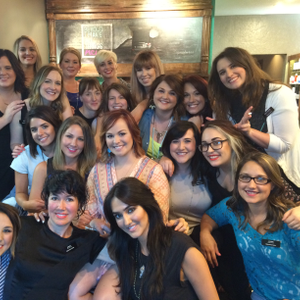Having a strong culture helped the team from Signatures Salon in Lake Charles, Louisiana, pull...