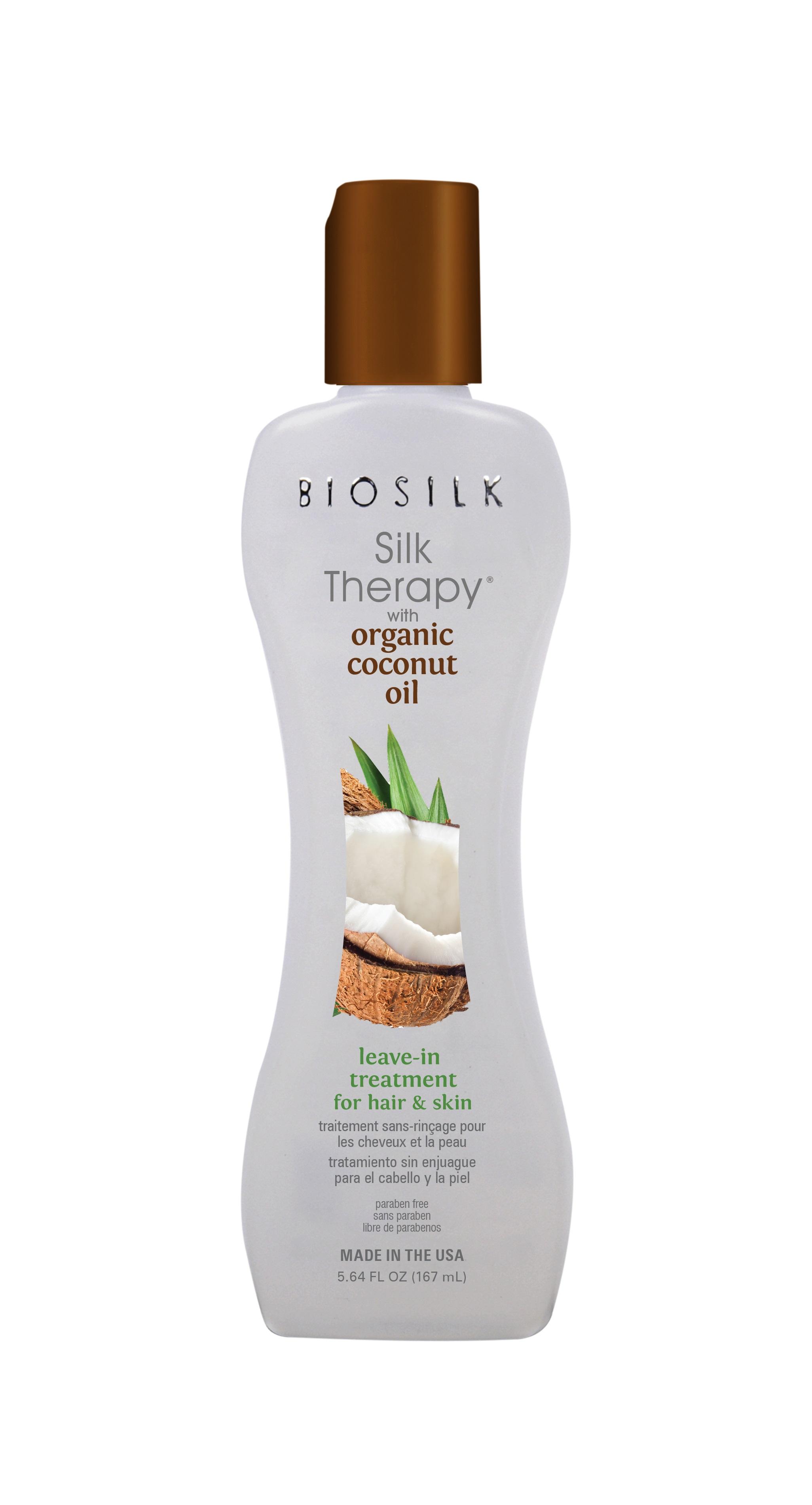 Farouk Systems Launches BioSilk Silk Therapy with Organic Coconut Oil