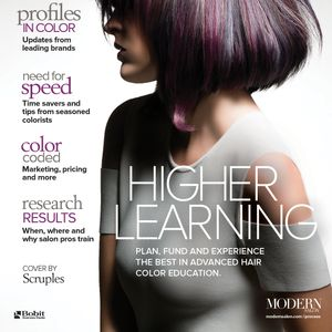 Scruples Offers Artists Education in Both Color Techniques and Business Skills