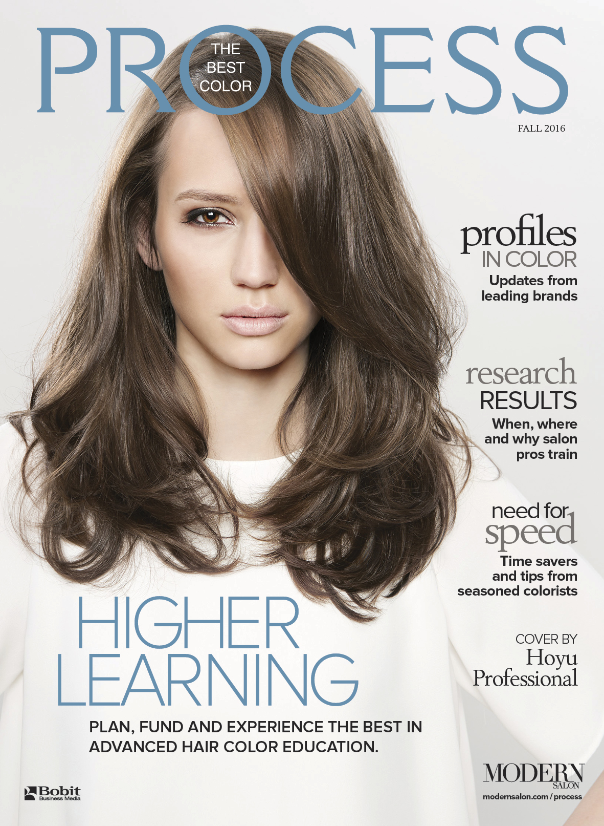 Hoyu Professional Tailors Education to Current Trends
