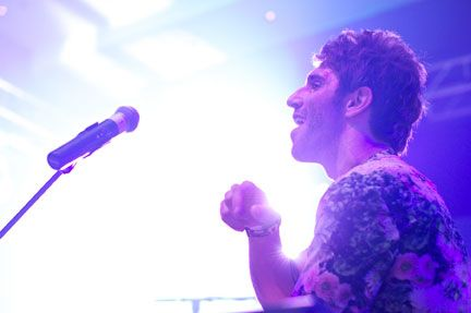 Photo: Matt Reeves | Smallpools at The Sound of Your Stay Music Lounge, Hard Rock Hotel Chicago