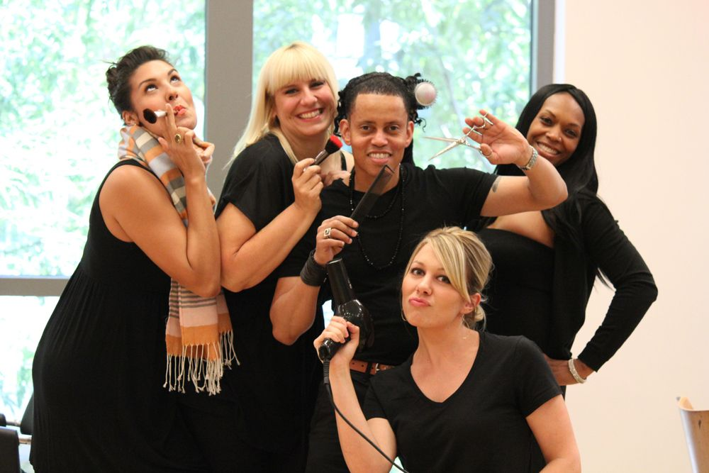 Staff of Modern Salon and Spa in Charlotte, North Carolina