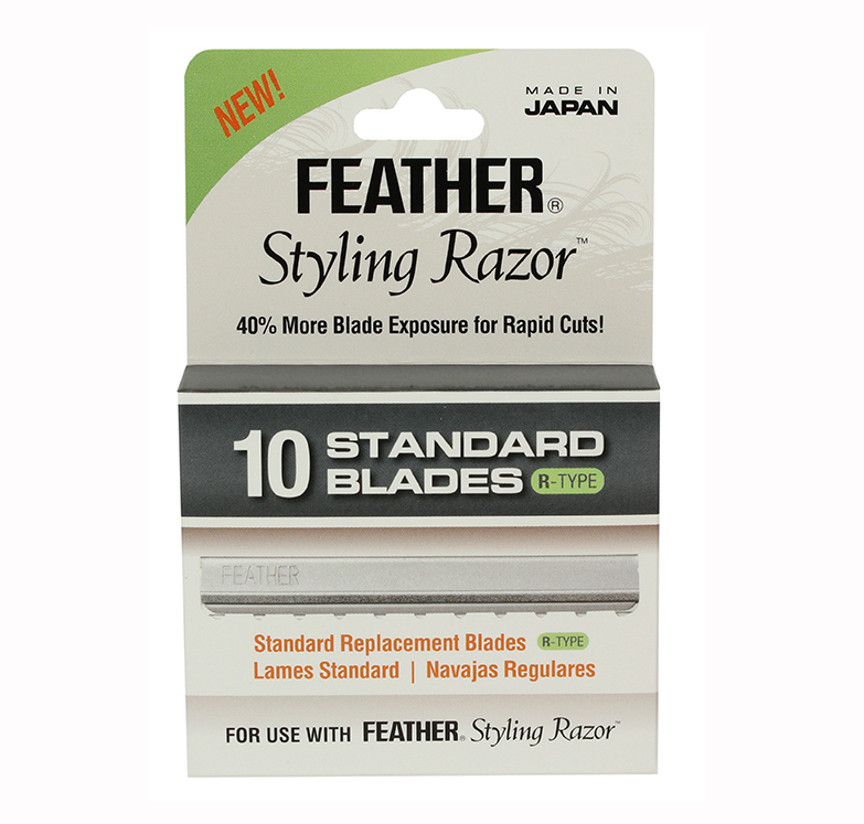 Jatai International'sFeather Standard Blades R-Type