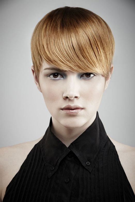 """""""Our main goal is to transmit our passion for the development of the art of hairdressing,"""" says Aggelidis."""
