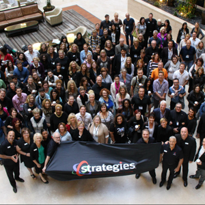Attendees at Strategies Team-Based Pay Conference in Chicago in September 2014.  (photo credit:...