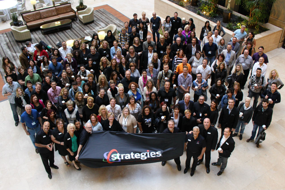 Attendees at Strategies Team-Based Pay Conference in Chicago in September 2014.  (photo credit: Eric Ducoff) Eric Ducoff