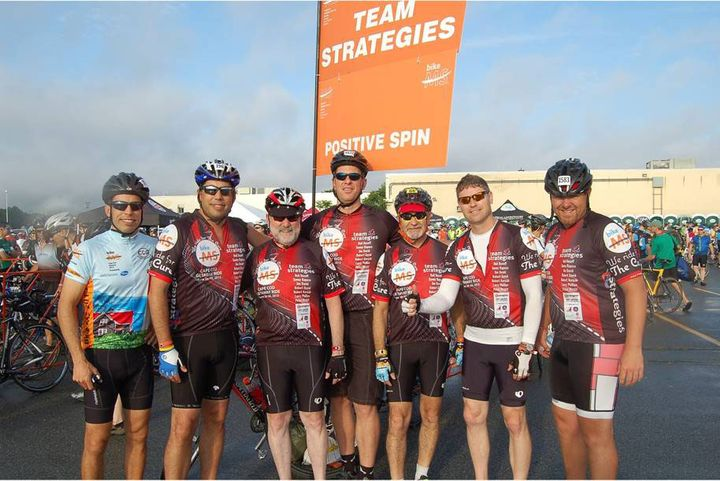 Take Action Guide: Strategies Rides for MS