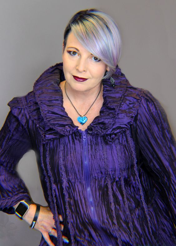 Rowena Yeager, owner of Studio Wish Salon in Twinsburg, OH.