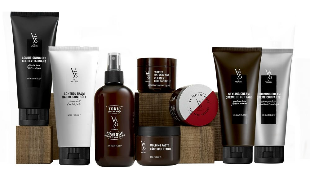 V76 styling products