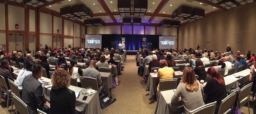 The 2015 Team-Based Pay Conference gets underway in Itasca, Illinois.
