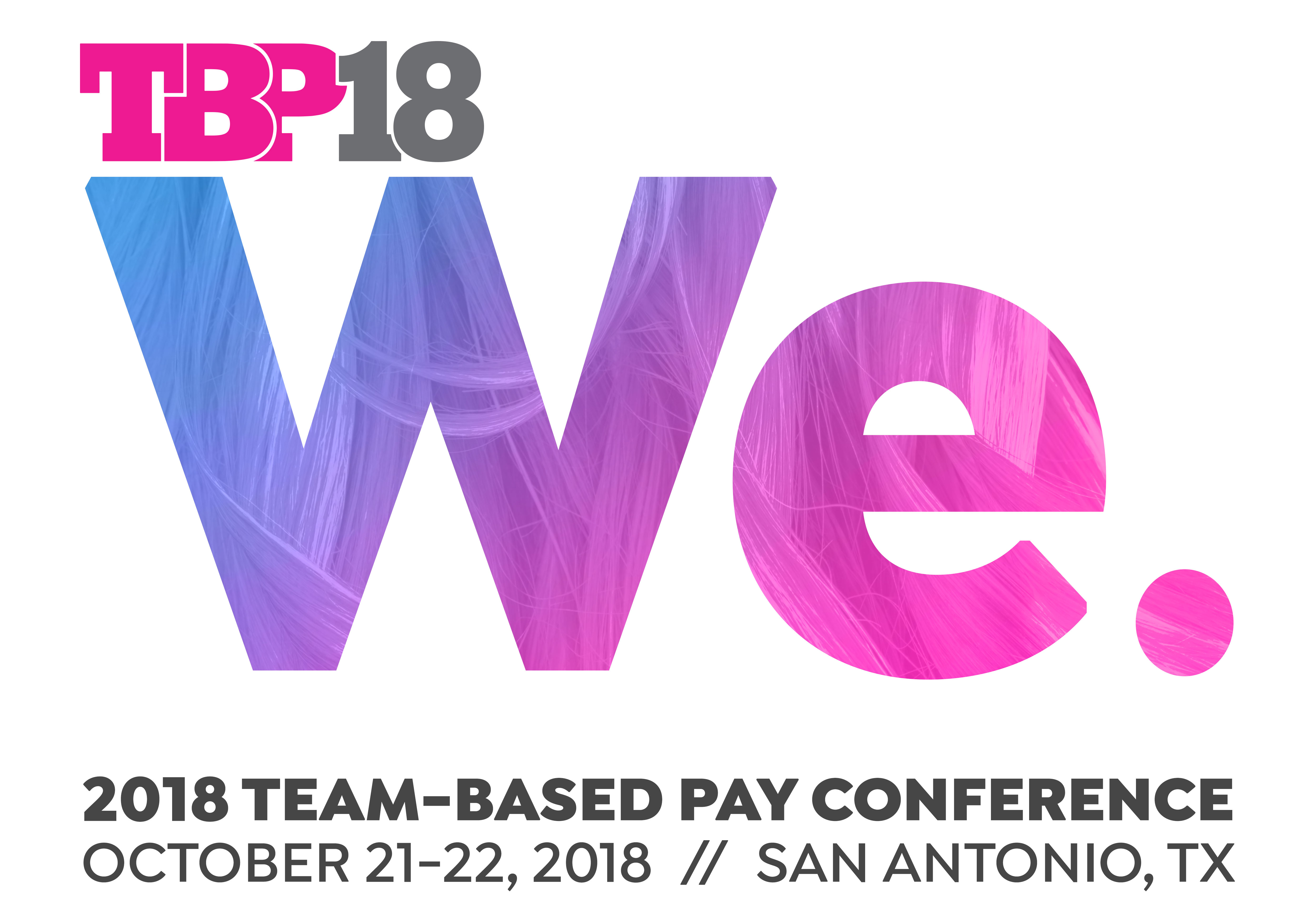Strategies Announces 5th Annual Team-Based Pay Conference