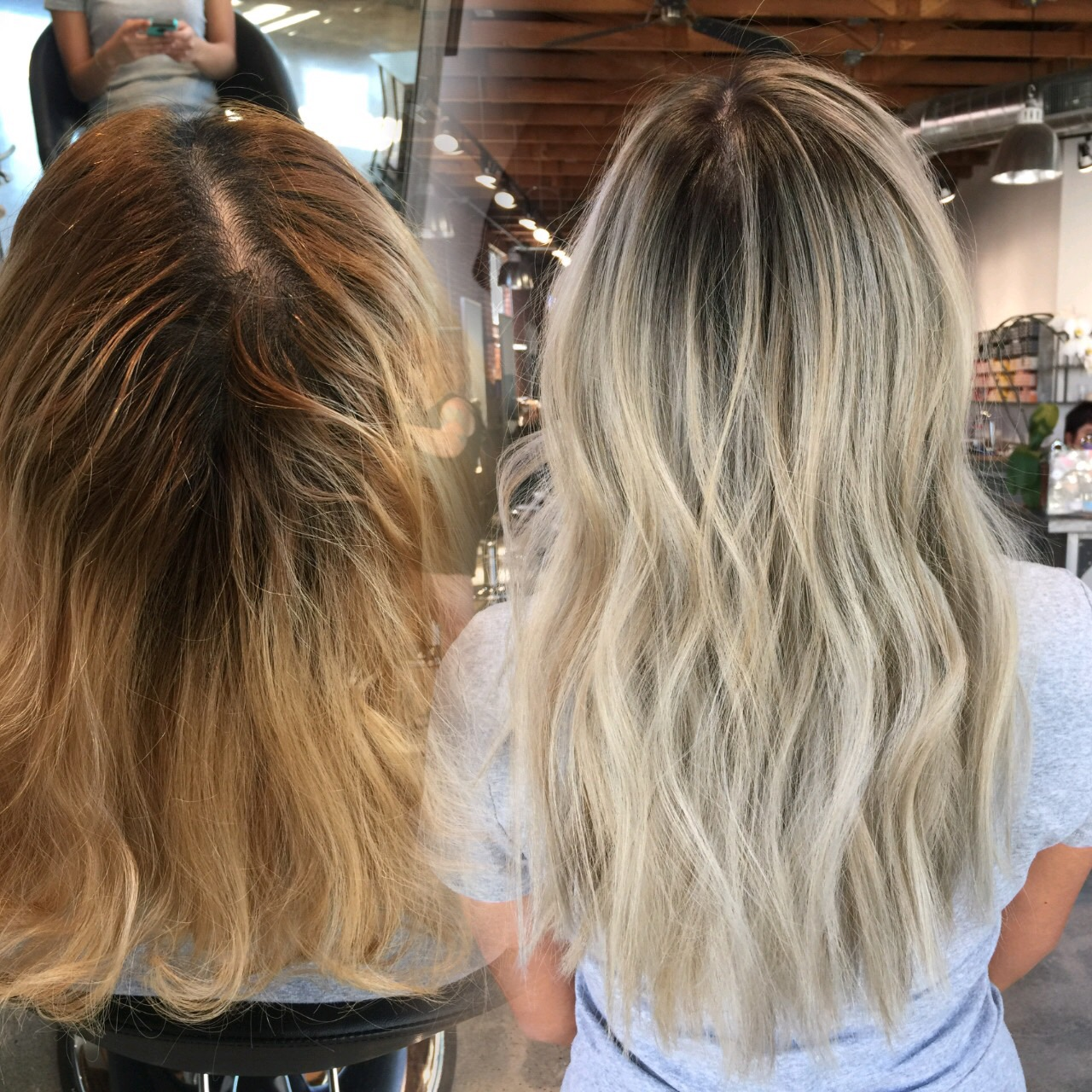 Babylights and Balayage For The Win