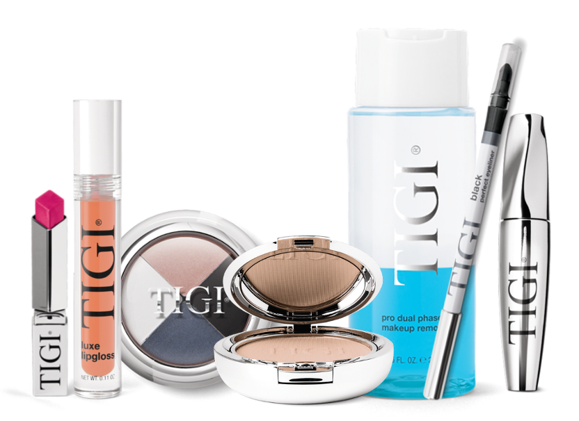 Distribution Model For Tigi Cosmetics