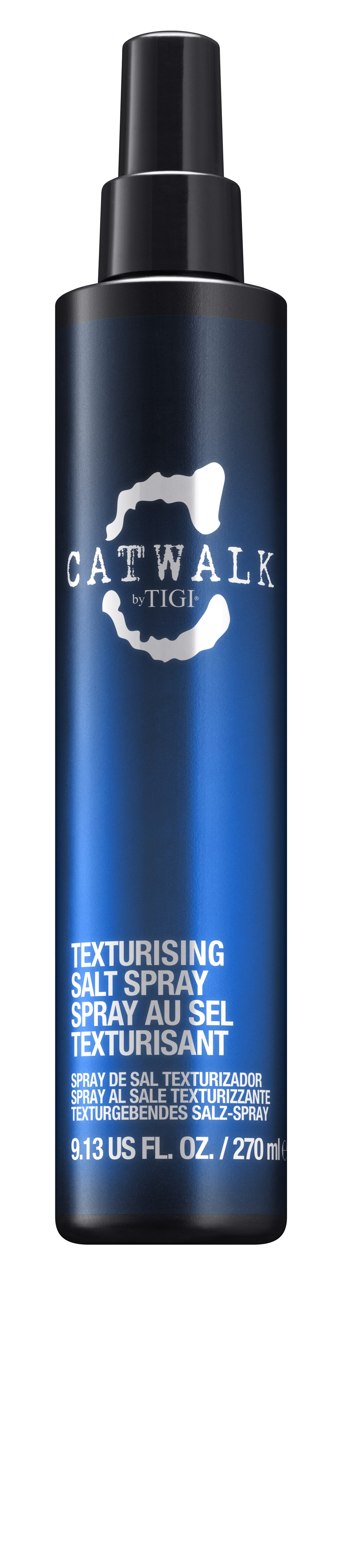 TIGI's new Texturizing Salt Spray