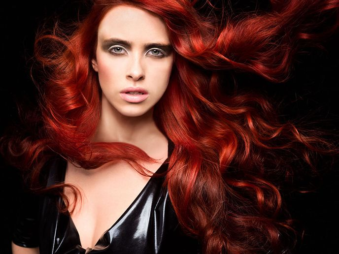 """HOW-TO: """"Under the Spotlight"""" Redhead"""