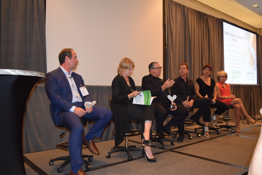 Scott Missad, Allyson King, Jim Pacifico, and Frank and Jana Westerbeke discuss key takeaways from the two-day event.