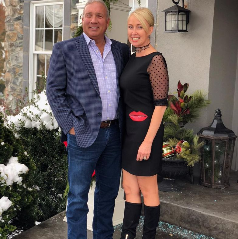 <p><strong>Lords &amp; Ladies' Owners Terry and Lori Derr</strong></p>