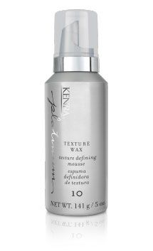 Kenra Professional's Texture Wax - Texture Defining Mousse