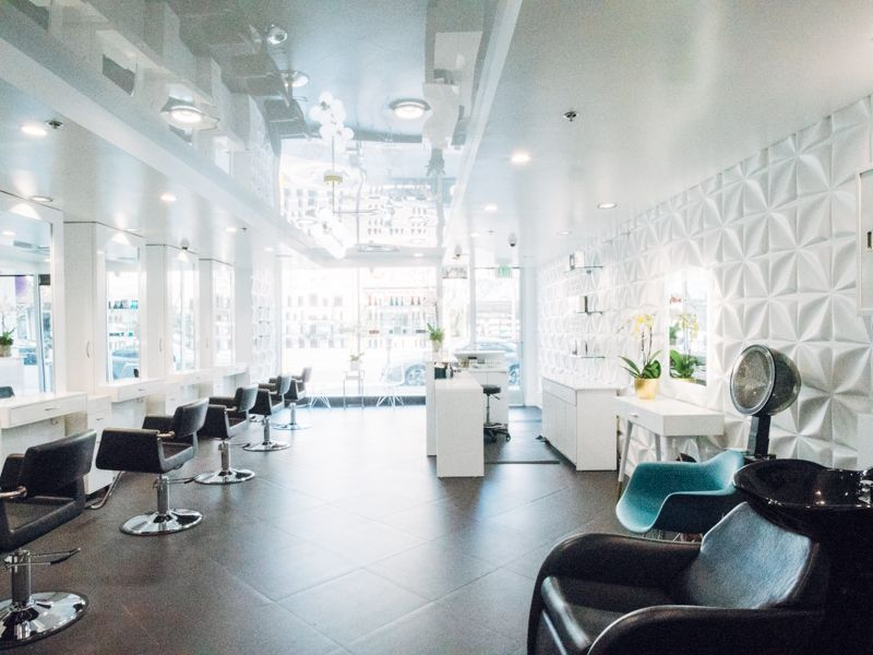 "<a href=""http://www.theprivateroombh.com/"">The Private Room,</a> an exclusive full-service hair salon located in the heart of Beverly Hills, Calif"