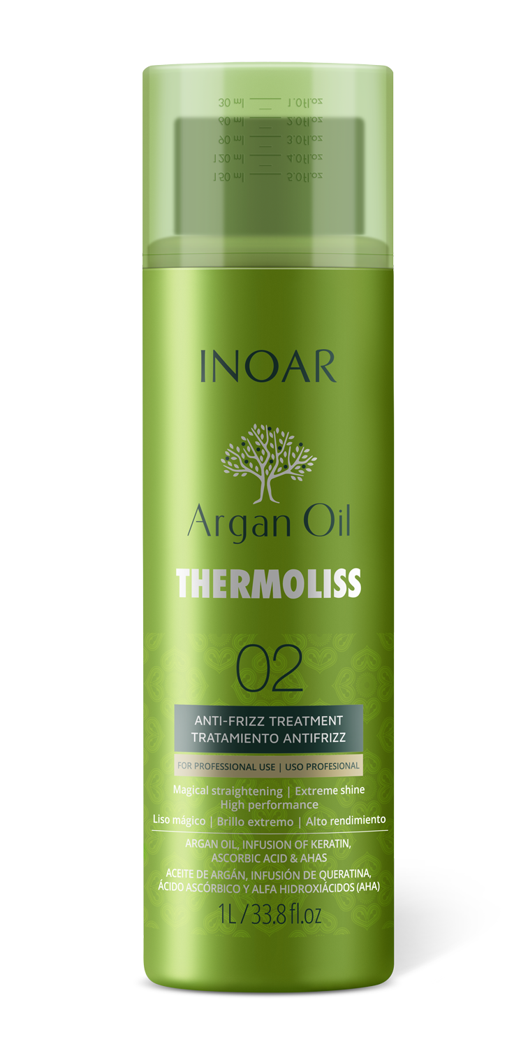 "<p>Step 2:&nbsp;<span class=""color_11"">Inoar Professionnel&#39;s Thermoliss Conditioner</span></p>"