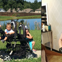 Tiffany Steele: four children, a business and a plan to stay healthy