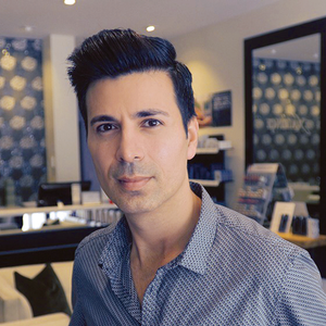 Tony Odisho, owner of Exsalonce in Chicago