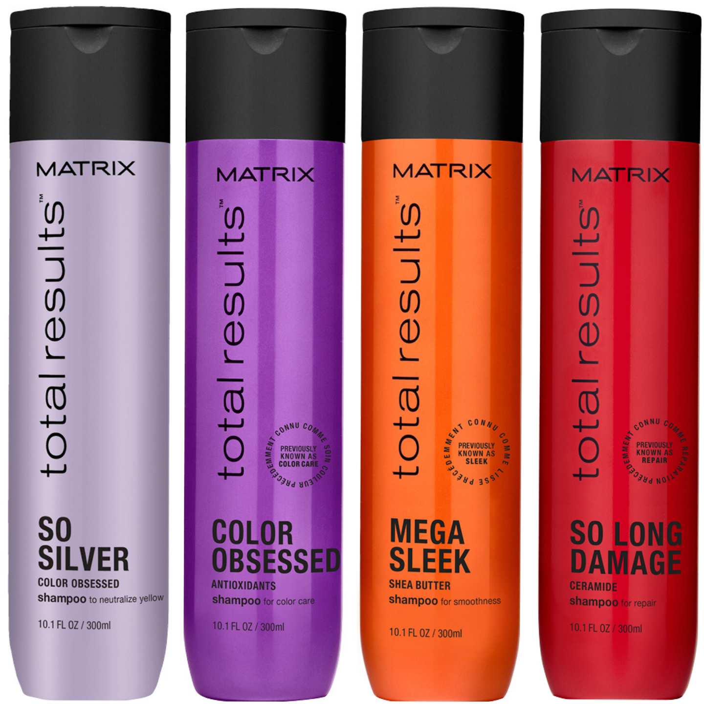Matrix's Total Results Range of Products