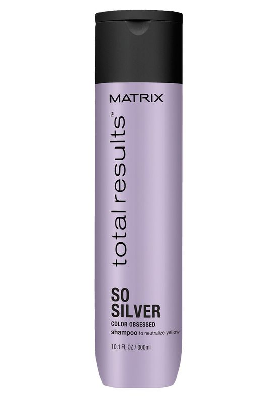 Color Obsessed So Silver, Shampoo to Neutralize Yellow