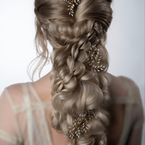 Wedding Hair Inspo: See the Top Five Braids and Brides Styling Entries
